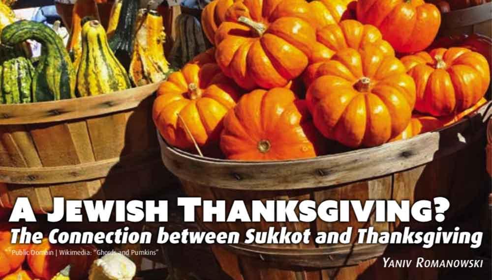 A Jewish Thanksgiving?