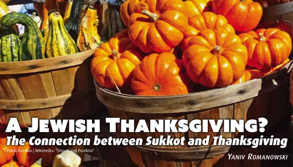 A Jewish Thanksgiving?