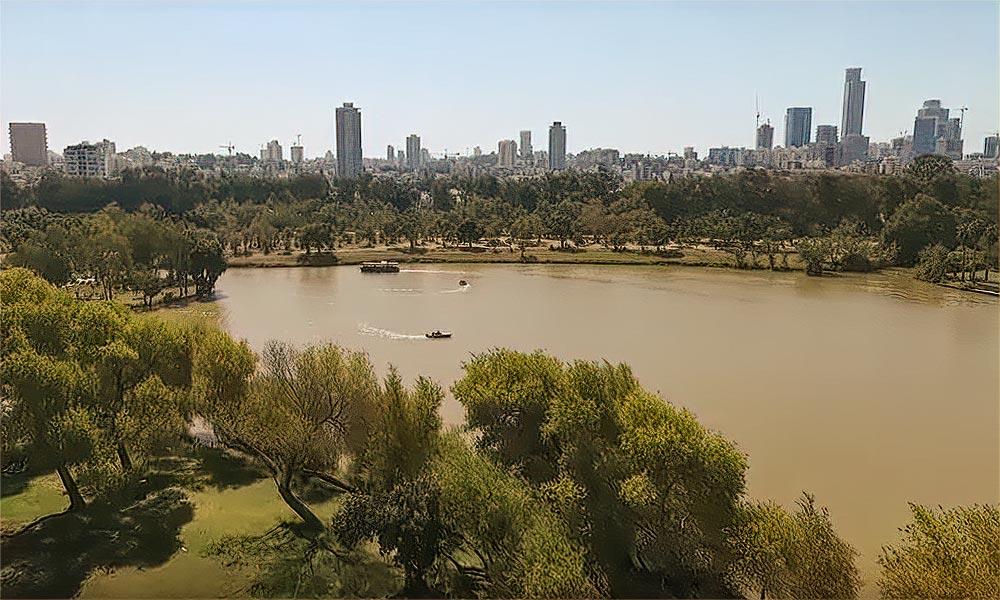 HaYarkon Park, Tel Aviv