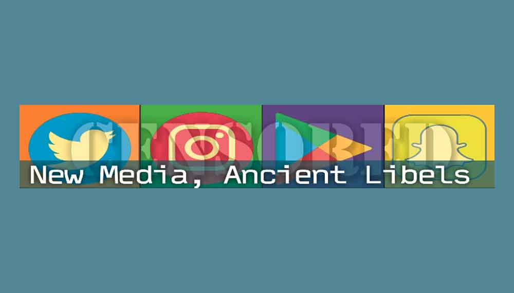 New Media, Ancient Libels