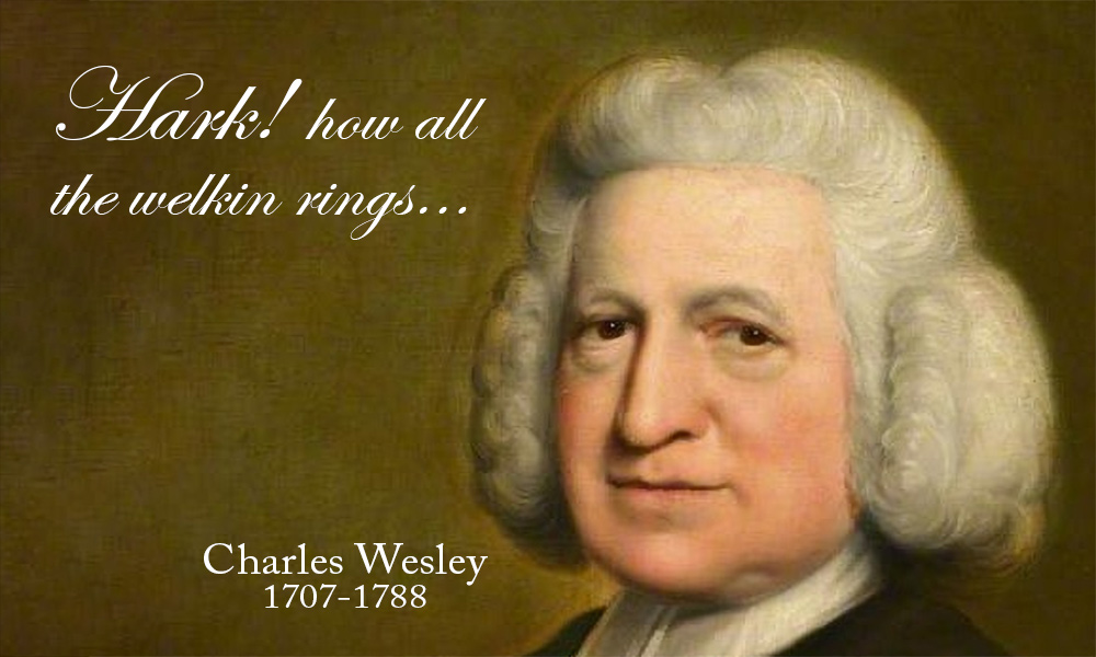 Charles Wesley Image