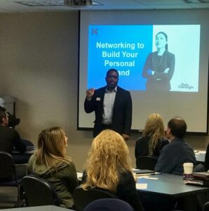 One Stop - Networking to Build Your Personal Brand