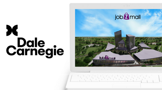 JobzMall Partners With Dale Carnegie Training