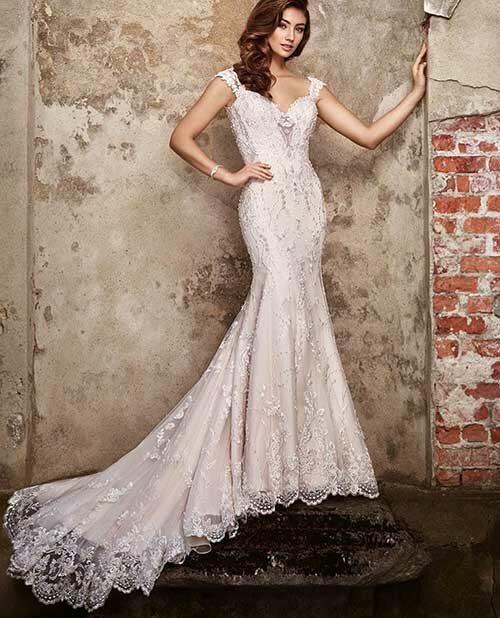 Martin Thornburg Bridal Gowns