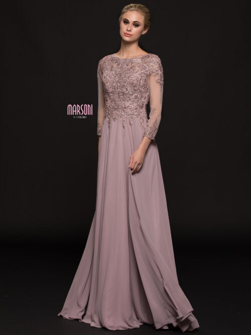 Marsoni Mother of the Bride Gowns