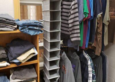hope street donation closet clothing