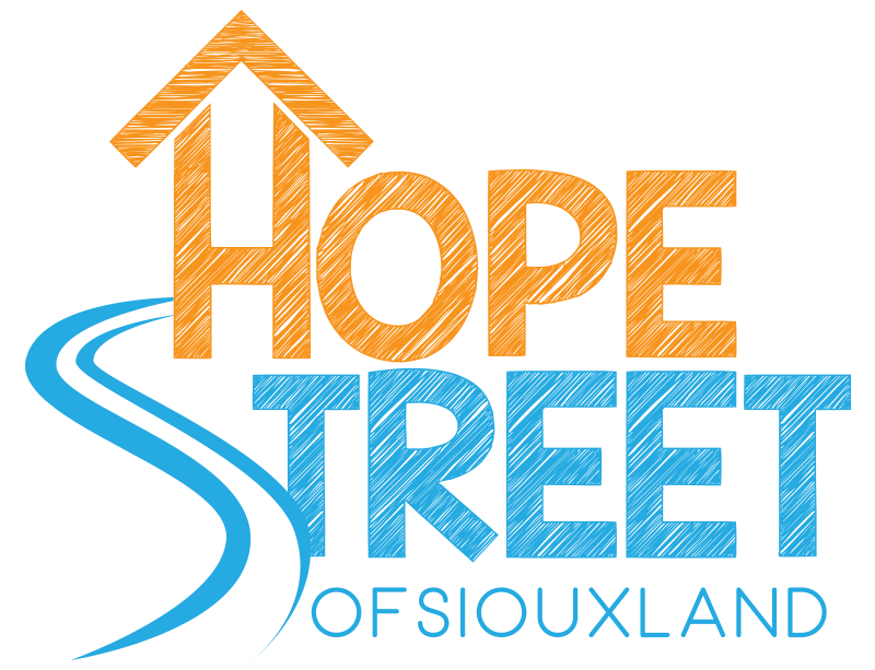 Hope Street of Siouxland Sober Living Home Logo