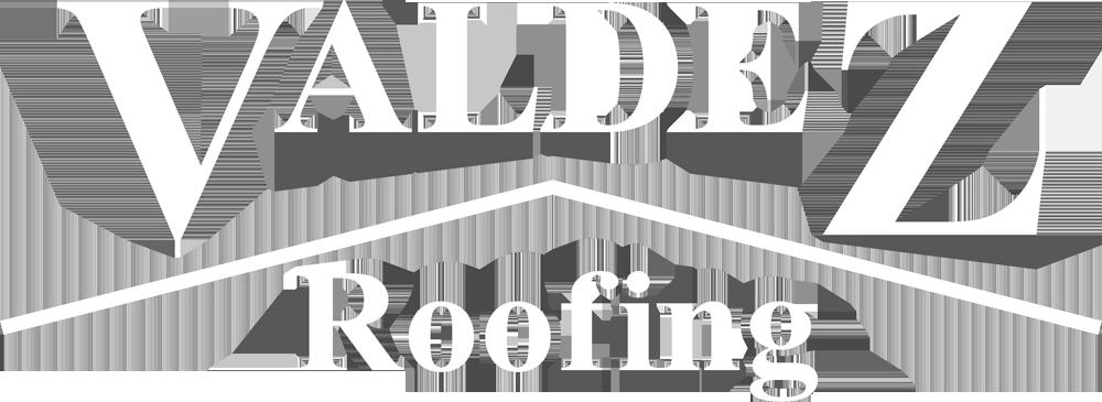Valdez Roofing Black Logo 3