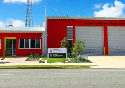 Proserpine Fire  Rescue Station