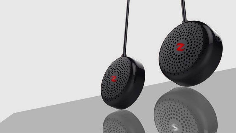 about zulu audio wearable speakers