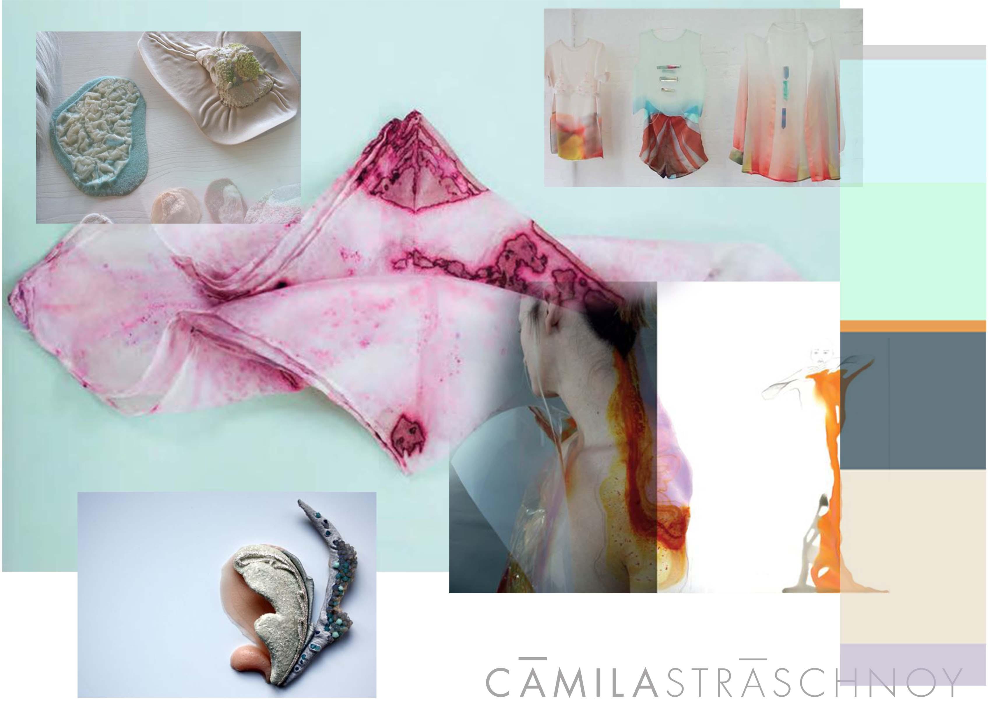 BIOWEAR SS18 by Camila Straschnoy