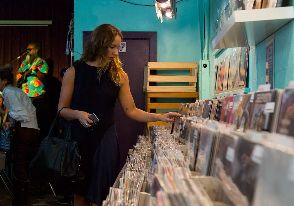 Sweat Records in Miami