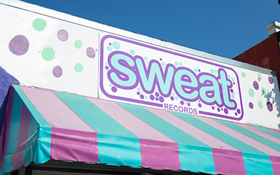 Sweat Records Miami