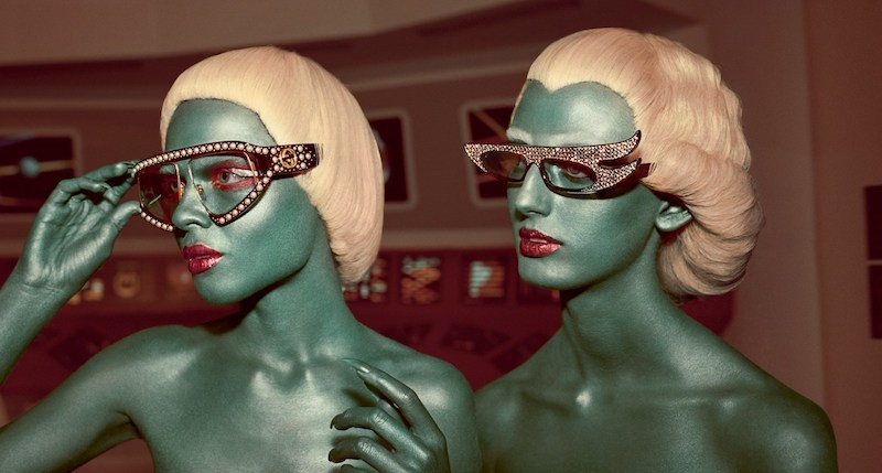 Gucci SciFi Campaign