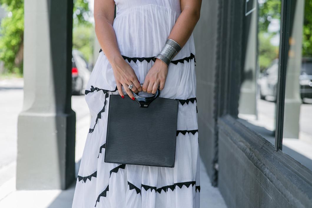 Camila Straschnoy at Miami Design District Vibe Consignment
