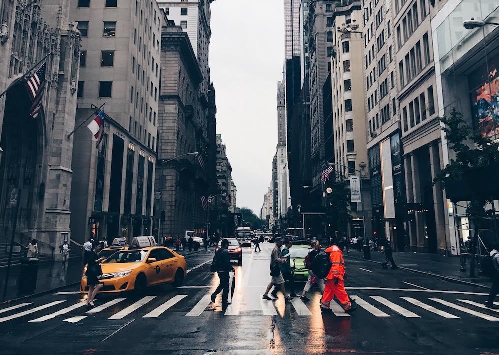 NY Street Style Camila Straschnoy