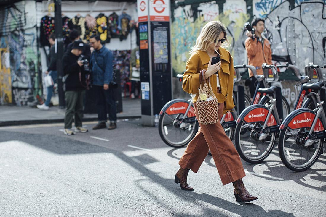 London Fashion WEEK TRENDS