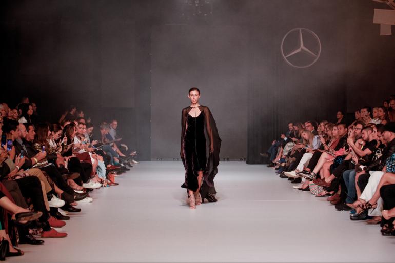Mercedes Benz Fashion Week San Jose Camila Straschnoy