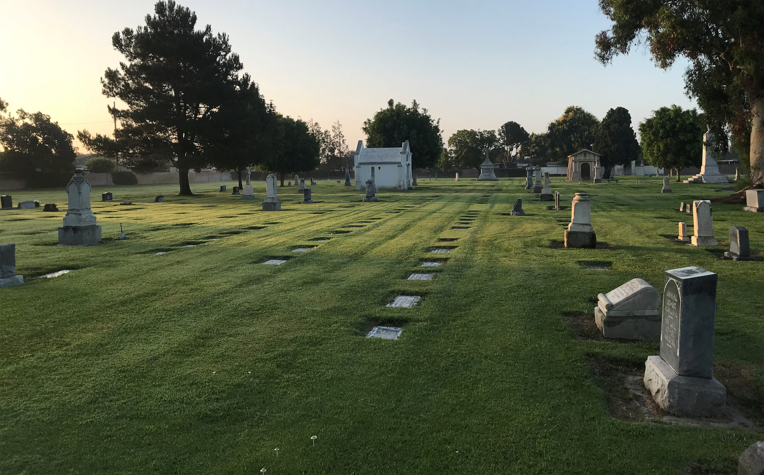 cemetery-landscape-and-irrigation-solutions-Anaheim-Cemetery