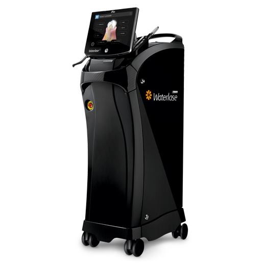 Black WaterLase IPlus Laser Dentistry Device at Implants and Periodontal Arts in Chandler, AZ