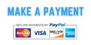 Make a Payment Online Button Secure Pay with PayPal