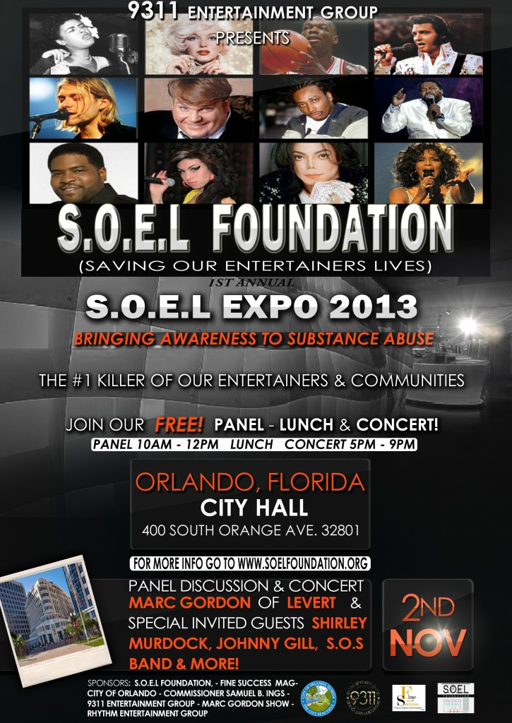 SOEL event  Nov 2