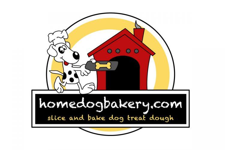 Home Dog Bakery Logo