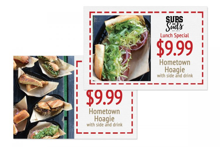 Subs and Suds Coupons