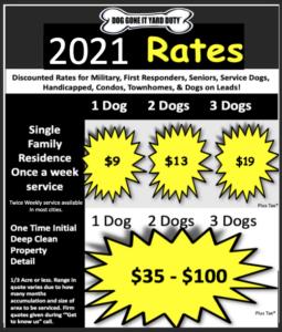 2021 Rates