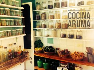 Cocina Aruma (full pantry)