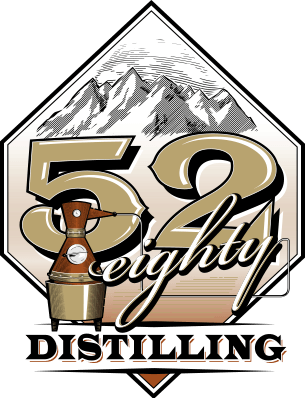 52eighty Distilling logo