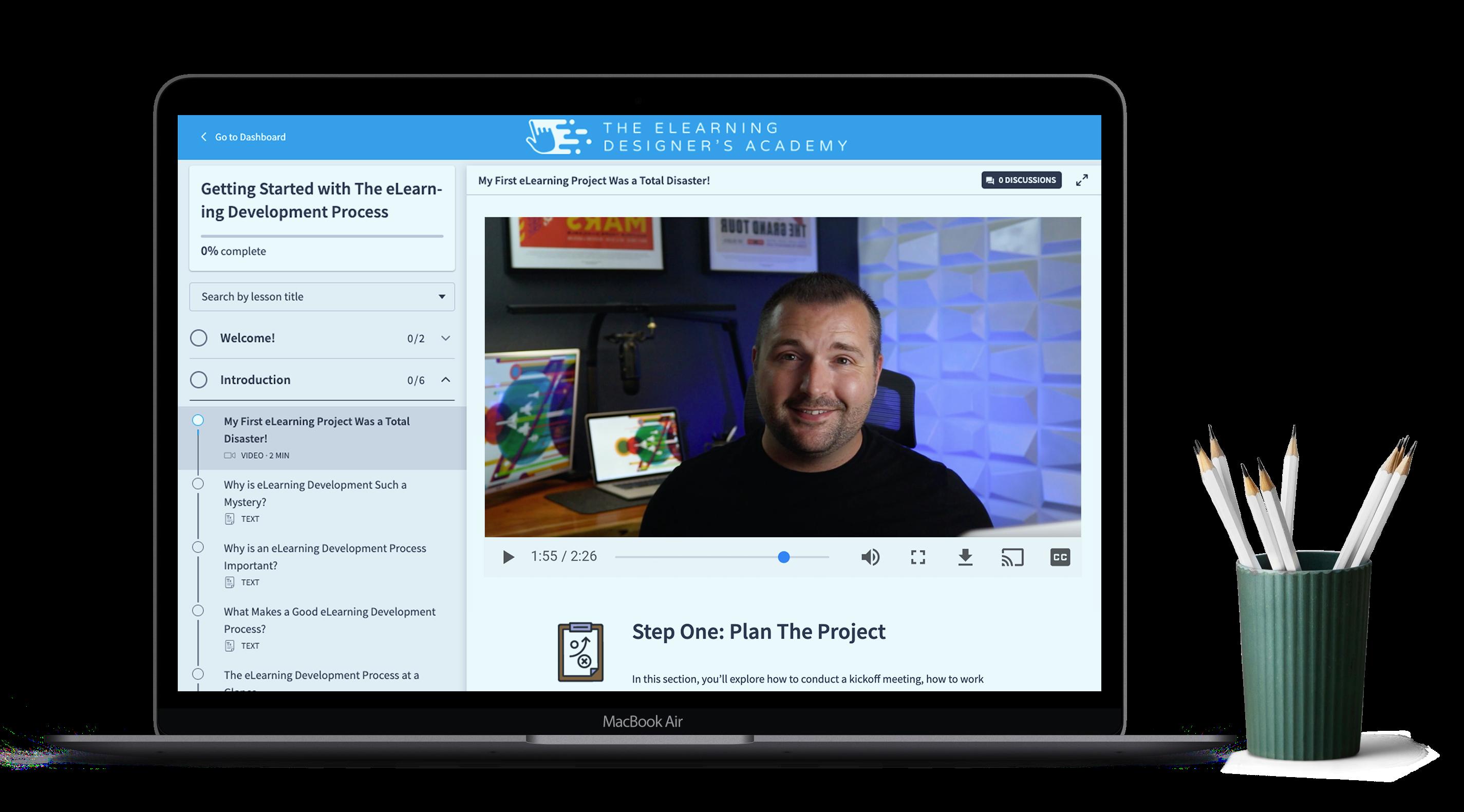 eLearning workshops and training by Tim Slade | Freelance eLearning Designer and developer | The eLearning Designer's Academy