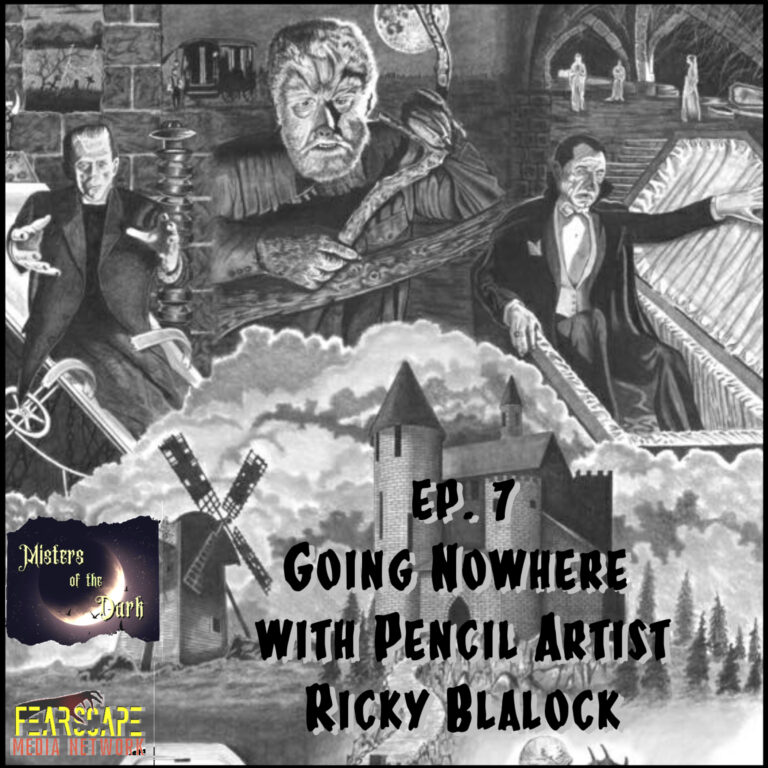 7. Going Nowhere with Pencil Artist Ricky Blalock