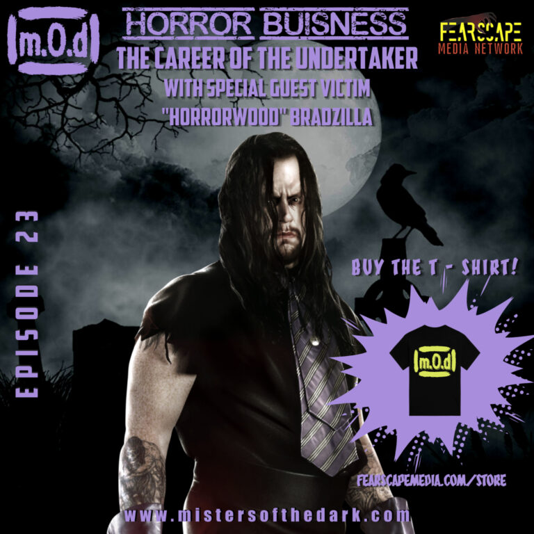 23. Horror Business: The Career of the Undertaker