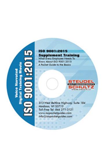 ISO 9001:2015 Digital Training Movie
