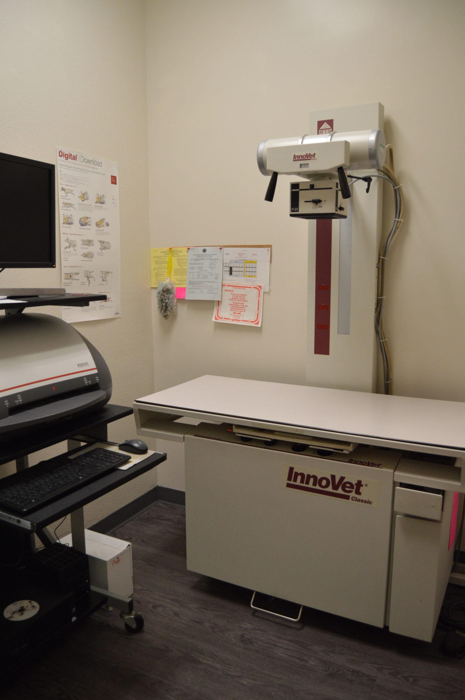 Radiograph Room