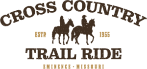 Cross Country Trail Ride Logo