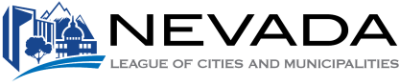 Nevada League of Cities Logo