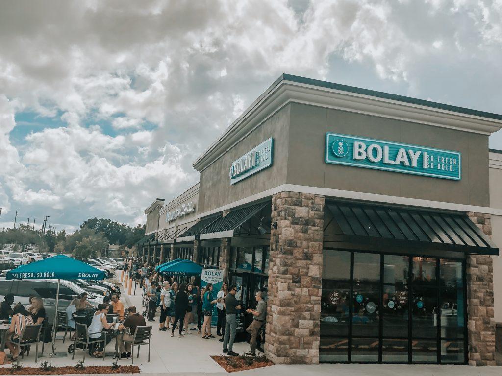 new Bolay location