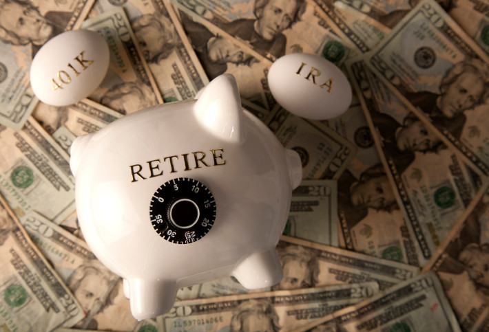 401(k) and other retirement plans