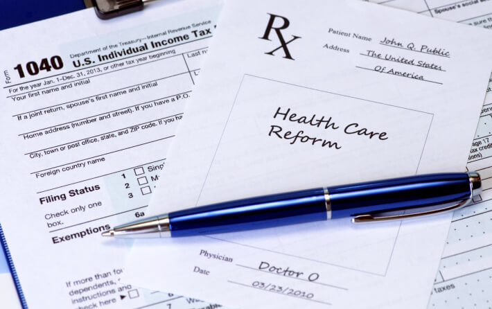 obamacare and taxes