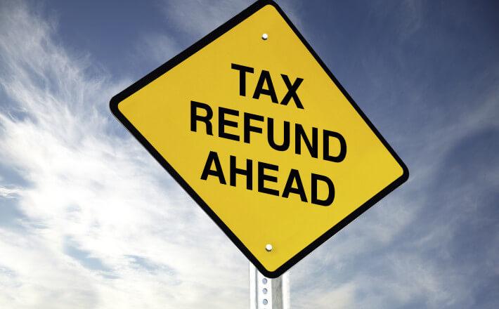 high tax refund