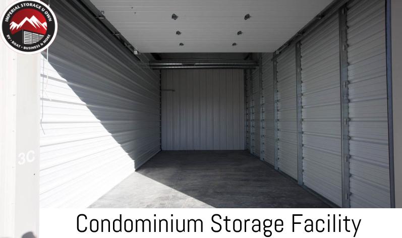 Condominium Storage Is No Longer A Tren