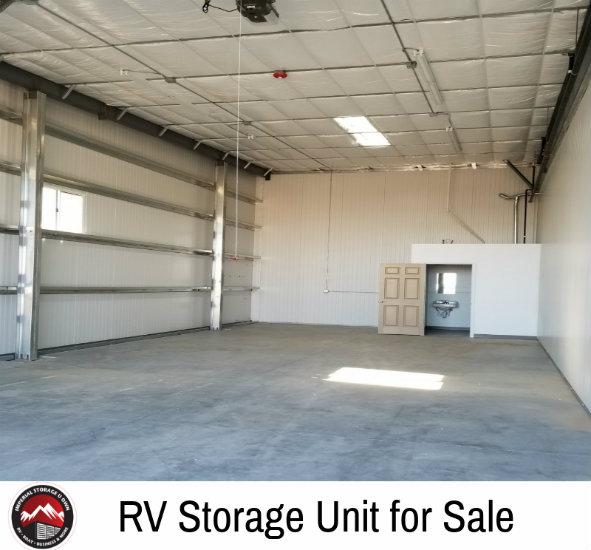 RV Storage Unit for Sale