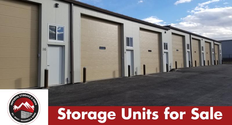 Storage Units for Sale