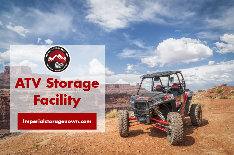 Tips on Storing Your ATV in a Storage Unit