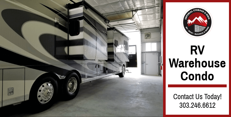 How an RV Warehouse Condo can Protect Your Classic Car?