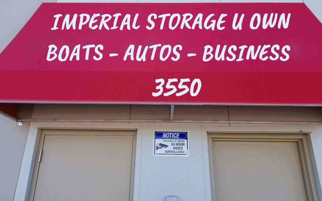 Buying a Luxury Storage Unit? 4 Must Have Security Features