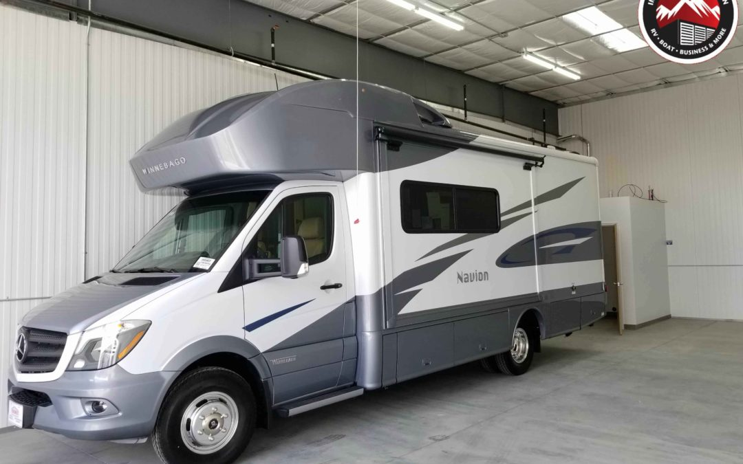 Why Storing Your RV at Storage Facilities is Better than Keeping at Home?