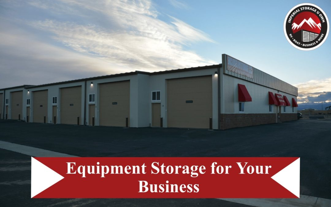Equipment Storage For Your Business Min